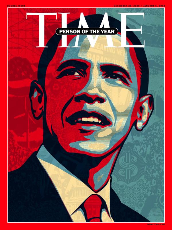 Барак обама на обложке журнала time