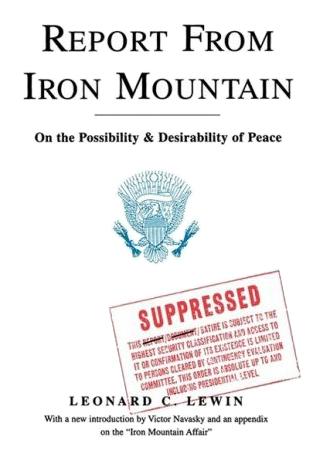 Доклад из Айрон Маунтин